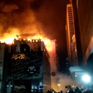 Mumbai building fire kills at least 15