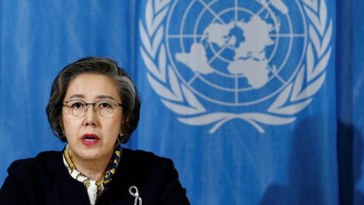 UN pressures China, Russia over Myanmar