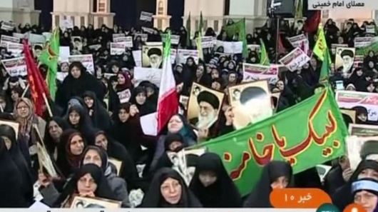 Pro govt rallies in Iran after protests