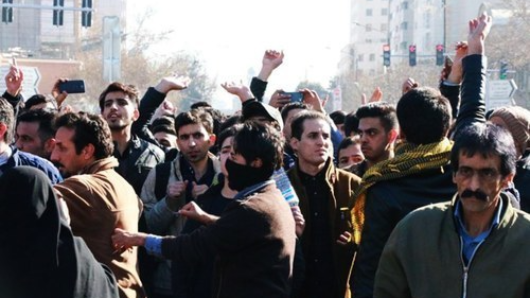 Iran 'enemies' swaying protests: Khamenei