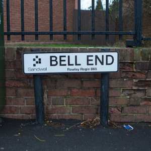 'Bell End' residents want new street name