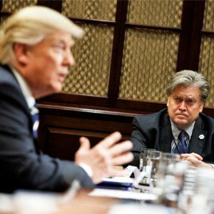 'Lost his mind': Trump blasts Bannon