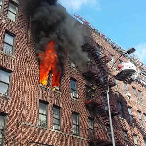 A week after Bronx fire, 13th person dies