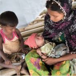 Rohingya camp expecting 50,000 babies