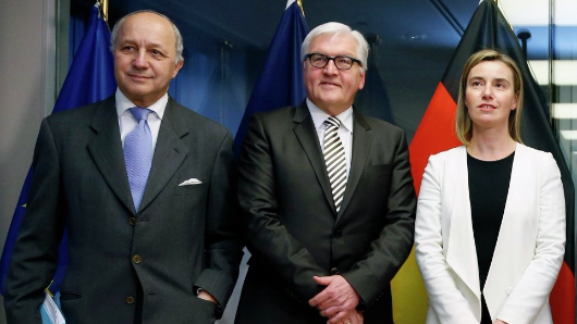 Iran, EU ministers to discuss nuclear deal