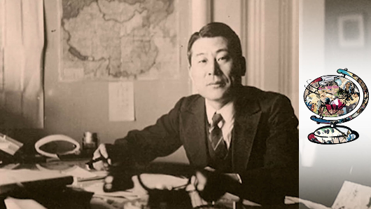 """Japanese Schindler"" honoured in Lithuania"