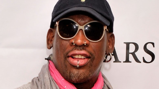 Dennis Rodman arrested for DUI