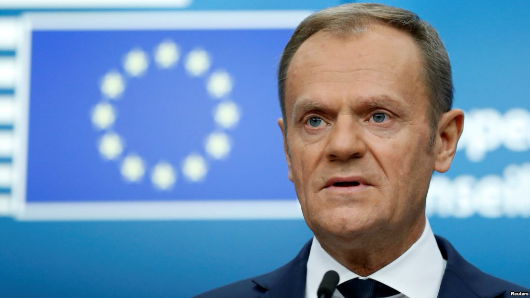 EU chief urges UK to change on Brexit