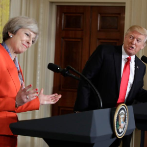 UK needs 'grown up' discussion with Trump