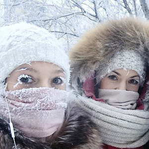 Russia's Yakuti region plunges to -67C