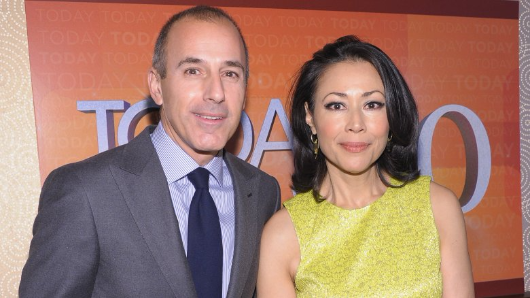 Ann Curry breaks silence on Matt Lauer allegations