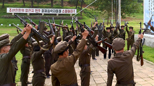 NKorea plans military parade before Games