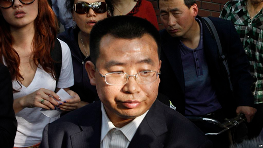 Human rights lawyer detained in Beijing
