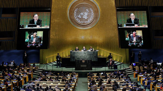 UN staff allege sexual harassment, assault