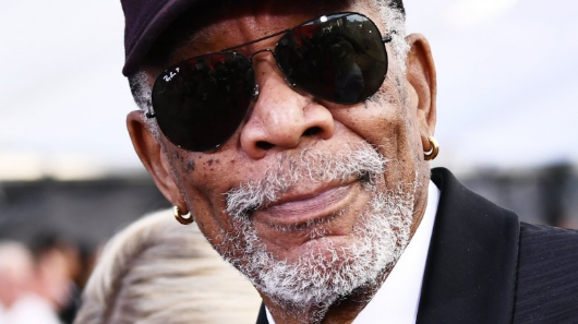 Morgan Freeman receives SAG Lifetime Achievement Award