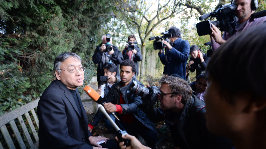 Ishiguro novel to become TV show