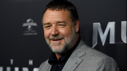 Russell Crowe, Mel Gibson up for Razzies